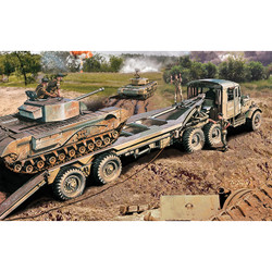 AIRFIX A02301V Scammell Tank Transporter 1:76 Military Model Kit