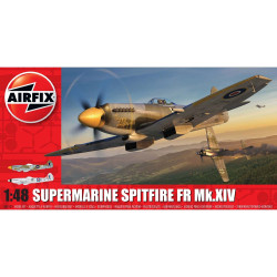 AIRFIX A05135 Supermarine Spitfire XIV 1:48 Aircraft Model Kit