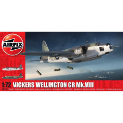 AIRFIX A08020 Vickers Wellington Mk.VIII 1:72 Aircraft Model Kit