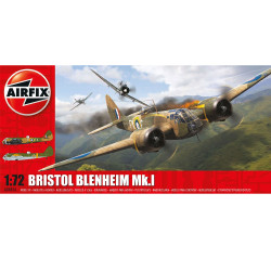 AIRFIX A04016 Bristol Blenheim Mk.1 1:72 Aircraft Model Kit