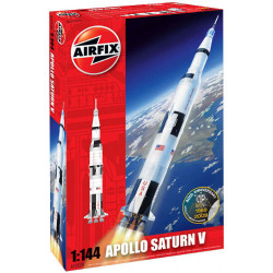 AIRFIX A11170 Apollo Saturn V 50th Aniv 1st Moon Landing 1:144 Space Model Kit