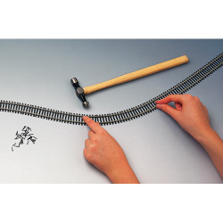 HORNBY Track R8090 24x Semi Flexible 914mm Pack