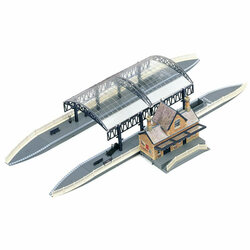 HORNBY R8009 Large Station Terminus Pack