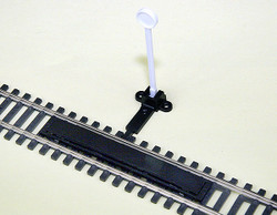 HORNBY Track R617 10x Uncoupling Ramps