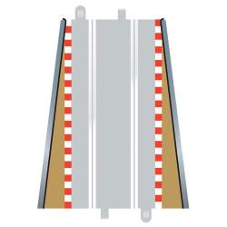 SCALEXTRIC C8233 1pr Lead In Sport Borders Barriers