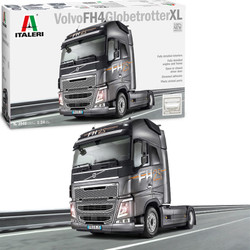 ITALERI Volvo FH4 Globetrotter XL 3940 1:24 Truck Model Kit