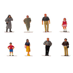 HORNBY Figures R7116 Town People