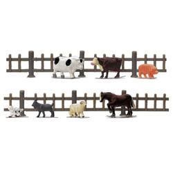 HORNBY Figures R7120 Farm Animals