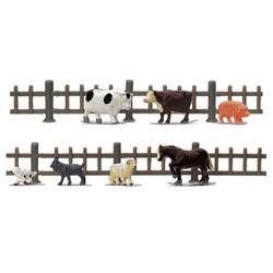 HORNBY Figures R7120 Farm Animals