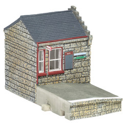 HORNBY Skaledale R7232 Hogsmeade Station Booking Hall