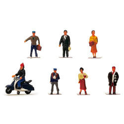 HORNBY Figures R7115 City People