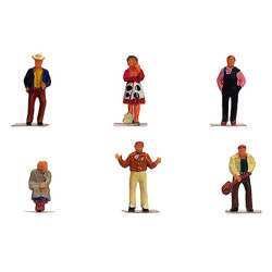 HORNBY Figures R7118 Farm People