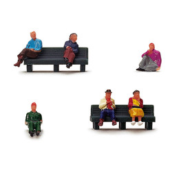 HORNBY Figures R7119 Sitting People