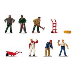 HORNBY Figures R7117 Working People