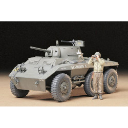 "TAMIYA 35228 U.S. M8 ""Greyhound"" 1:35 Military Model Kit"