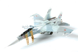 ZVEZDA 7294 Sukhoi SU-27UB 1:72 Aircraft Model Kit