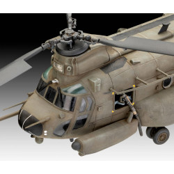 REVELL MH-47 Chinook 1:72 Helicopter Model Kit