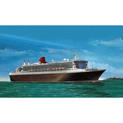 REVELL Queen Mary 2 (Platinum Edition) 1:400 Ship Model Kit 05199