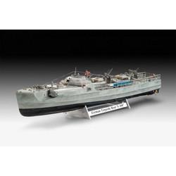REVELL German Fast Attack Craft S-100 1:72 Boat Model Kit 05162