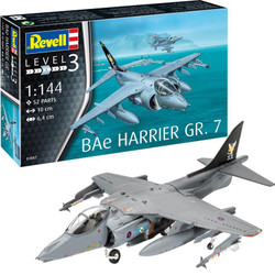 REVELL BAe Harrier GR.7 1:144 Aircraft Kit