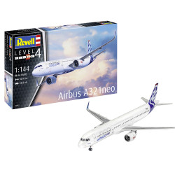 REVELL Airbus A321 neo 1:144 Aircraft Model Kit 04952