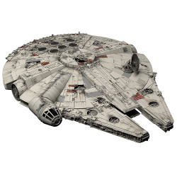 BANDAI Star Wars 'Millennium Falcon' - Perfect Grade Model Kit 01206