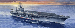 ITALERI U.S.S. Carl Vinson CVN-70 5506 1:720 Ship Model Kit