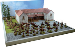 ITALERI Pax Romana Diorama & Wargame Set 6115 1:72 Model Kit