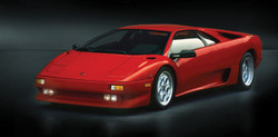 ITALERI Lamborghini Diablo 3685 1:24 Car Model Kit