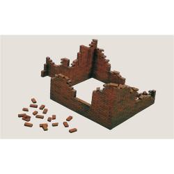 ITALERI Brick Walls 405 1:35 Accessories Model Kit