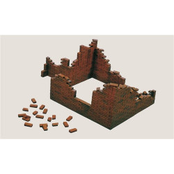 ITALERI Brick Walls 405 1:35 Accessories Model Kit