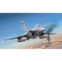 ITALERI Rafale M Operations Exterieues 2011 1319 1:72 Aircraft Model Kit