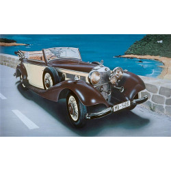 ITALERI Mercedes Benz 540k 3701 1:24 Model Kit Cars