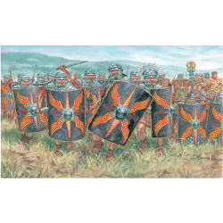ITALERI Cesar's Wars Roman Infantry Sep 6047 1:72 Figures Kit