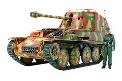 TAMIYA 35364 German Tank Destroyer Marder III M Normany Front - 1:35 Model Kit