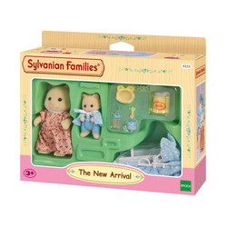 SYLVANIAN Families The New Arrival 4333
