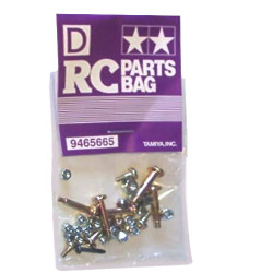 TAMIYA 9465665 Screw Bag D for 58354 - RC Car Spares
