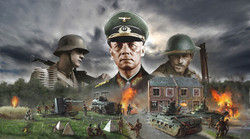 ITALERI WWII Battleset 'Rommel Offensive 1940' 6118 1:72 Military Model Kit
