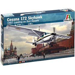 ITALERI CA.172 Skyhawk II 2764 1:48 Aircraft Model Kit