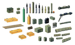 ITALERI Modern Battle Accessories 6423 1:35 Military Model Kit