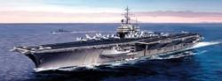 ITALERI USS Saratoga CV-60 5520 1:720 Ship Model Kit