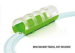 BRIO 33891 Tunnel & Cargo Train for Wooden Train Set
