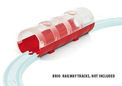 BRIO 33892 Tunnel & Steam Train for Wooden Train Set