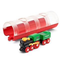 BRIO 33892 Tunnel & Steam Train for Wooden Train Set