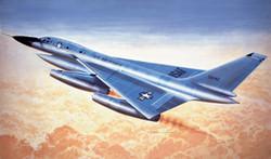 ITALERI B-58 'Hustler' 1142 1:72 Aircraft Model Kit