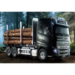 TAMIYA RC Volvo FH16 Globetrotter 750 6x4 Timber Truck 56360 1:16 Assembly Kit