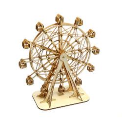 JIGZLE 3D Plywood Puzzle - Ferris Wheel