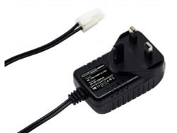 OVERLANDER NMH1 AC Wall Charger 9v 650mA for 7.2V NiMH Packs Tamiya