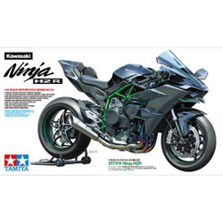 TAMIYA 14131 Kawasaki Ninja H2R 1:12 Motorbike Model Kit