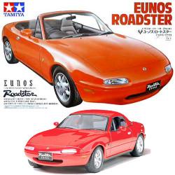 TAMIYA 24085 Mazda Eunos Roadster 1:24 Car Model Kit